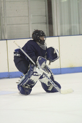 Goalie Training Chabot S Specialized Hockey Programs